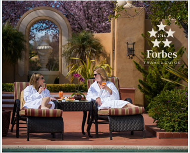 Luxetips Travel! Winter Retreat At Pebble Beach Resorts Casa Palmero / Spa Retreat Package