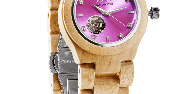 Luxetips Style! Win a Luxe Wood Watch from Jord Wood Watches!