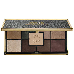 Luxetips Beauty! Smokey Suedes Eye Palette By Olivia Palermo x Ciaté London