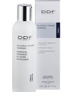 Luxetips Beauty! Renew Your Skin With DDF Glycolic Toning Complex