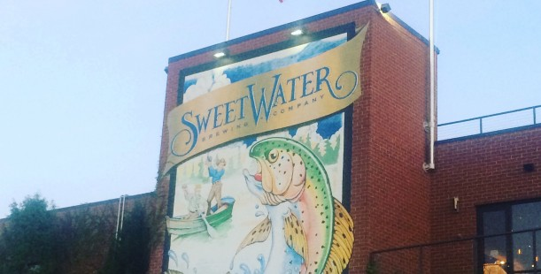 Luxetips Events! Tour of Sweetwater Brewery: Atlanta Luxe Beer!