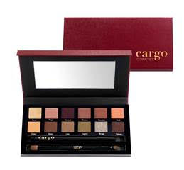 Luxetips Beauty!  Cargo Cosmetics 2015 Holiday Palette