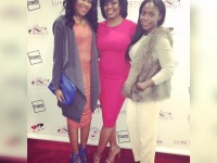 Luxetips Events! Step & Repeat Boutique #CocktailsandConsignment Holiday Party!