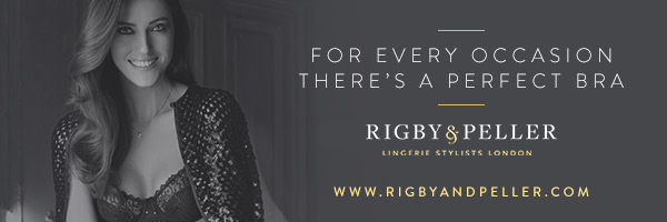 Luxetips! 12 Days of Luxetips Before Christmas Giveaway: $50 Rigby & Peller US Giftcard