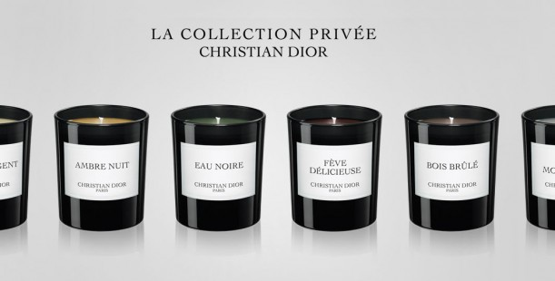 Luxetips Beauty! LA COLLECTION PRIVÉE CHRISTIAN DIOR CANDLES