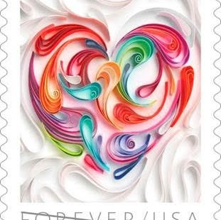 Luxetips! 2016 Love Stamp Debut Today at Dallas-Love Field