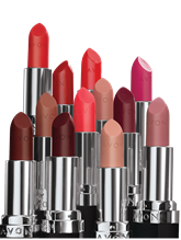 Luxetips Beauty! Avon True Color Perfectly Matte Lipstick: Luxurious Lippie