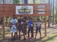 Luxetips Travel:  Orlando Tree Trek Adventure Park: Luxe & Adventurous Fun in Kississmee, FL