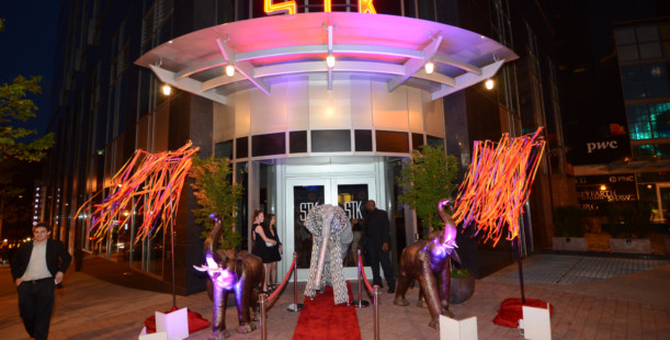 Luxetips Events! STK Celebrates 4 Years in Atlanta With A Bollywood Theme