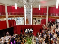 Luxetips Events! Annual Jeffrey Fashion Cares Fashion Show: A Luxe Cause