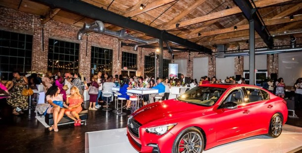 Luxetips Events!  Culture Drivers Presented by Infiniti! Uber Luxe!