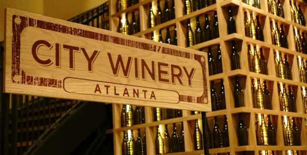 Luxetips Events! Atlanta's City Winery: Luxe Winery, Venue and More!